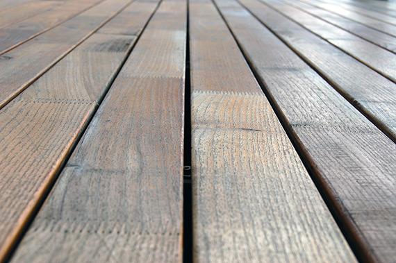 dach terrasse aus robinienholz in freital bei dresden. Black Bedroom Furniture Sets. Home Design Ideas