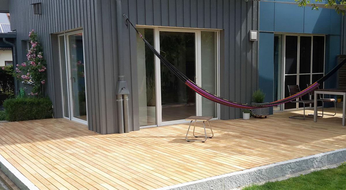 Terrassenholz Robinie Akazie Preisvergleich